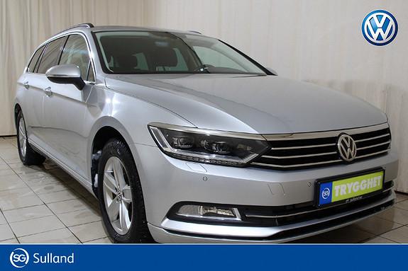 Volkswagen Passat 1,6 TDI 120hk Businessline Webasto/DAB+