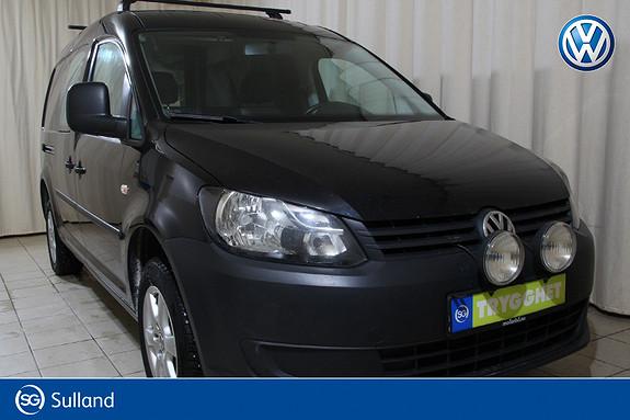 Volkswagen Caddy 2.0 110 TDI 4Motion