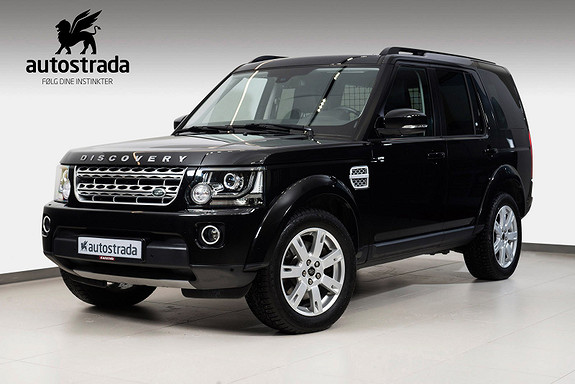 Land Rover Discovery HSE SDV6 256hk Vare