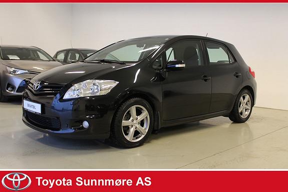 Toyota Auris 1,4 D-4D (DPF) Advance **VELHOLDT***LAV KM***DAB+**EU O  2011, 88000 km, kr 109000,-