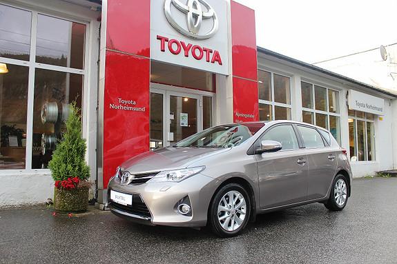 Toyota Auris 1.6 132hk Active NAVI TECTYL, 1 EIGAR, LAV KM  2014, 27600 km, kr 189900,-