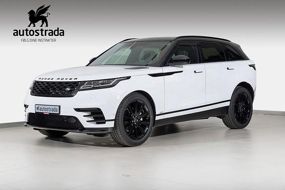 Land Rover Range Rover Velar R-Dynamic HSE  Black