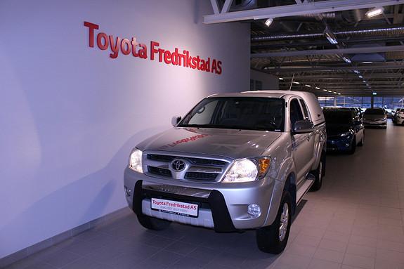 Toyota HiLux D-4D 102hk X-Cab  2005, 222083 km, kr 149000,-