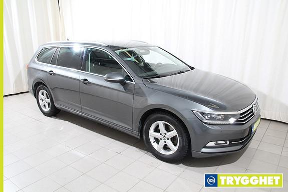 Volkswagen Passat 1,6 TDI 120hk Businessline Mye Utstyr/Adaptiv.cruise/Le