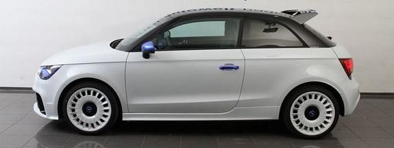 Audi A1 Quattro 2,0 Turbobensin 1 av 333