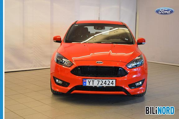Bilbilde: Ford Focus ST