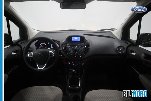 Bilbilde: Ford Tourneo Courier