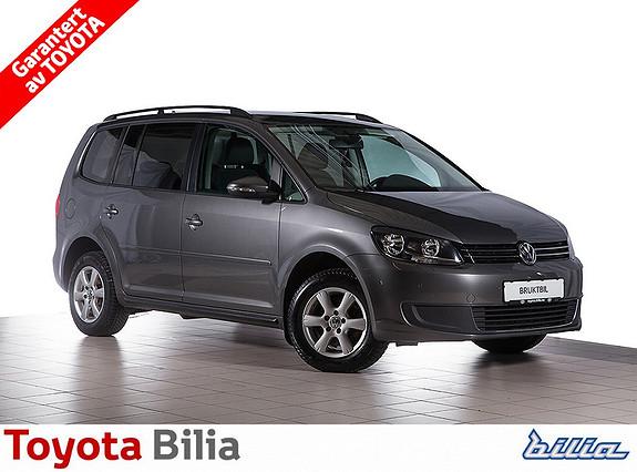 Volkswagen Touran 1,6 105 TDI Automat Comfortline 5-s Automat, hengerfest  2012, 101604 km, kr 179900,-
