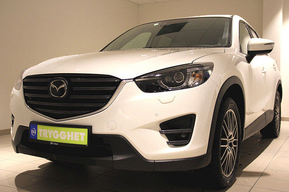 Mazda CX-5 2,5 192hk Optimum AWD aut Navi,ryggekamera,Hengerfeste,