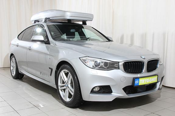 BMW 3-serie 320d xDrive GT 163hk 100 Edition aut Msport,el.h.feste