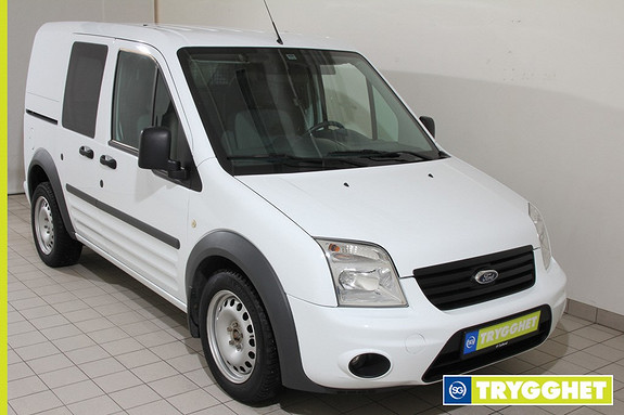 Ford Transit Connect Connect 220S 1,8 TDCi 90hk Trend DIESELVARMER!!HENGERFE