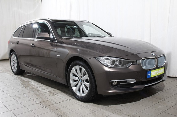 BMW 3-serie 320d xDrive (184hk) Norsk-Nav-Dab-El.hf-r.kam-ad.X-HiFi