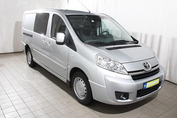 Toyota Proace 2,0 163hk L2H1 aut. Adm. bil-Hengerfeste-Automat