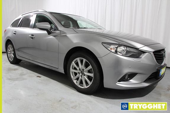 Mazda 6 2,2D 150hk Vision
