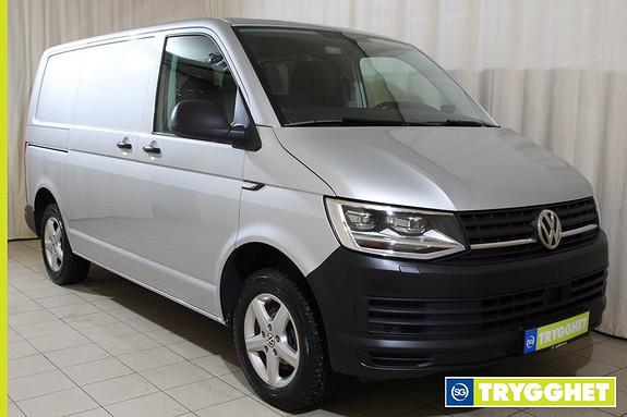Volkswagen Transporter 2,0 TDI 102hk K u/vindu LED-lys, oppvarmet frontrute, f