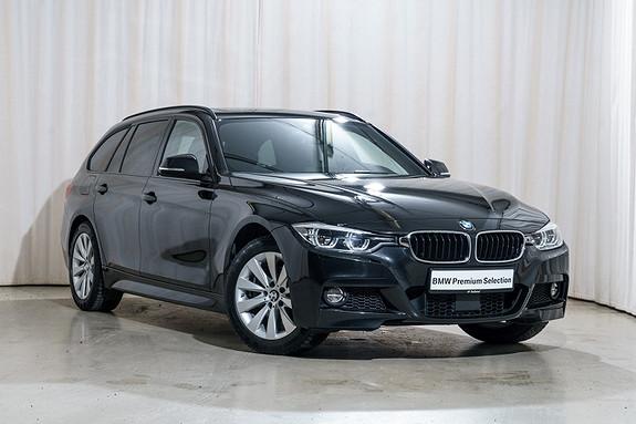 BMW 3-serie 320d xDrive Touring 190hk aut M-Sport LED Driving-assis