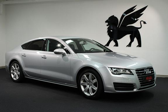 Audi A7 Skinn Navi Xenon Feste 19
