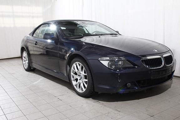 BMW 6-serie 630i Automat Dyn.drive-ad.cruise-H.U.D-Navi-ad.X-b.tann