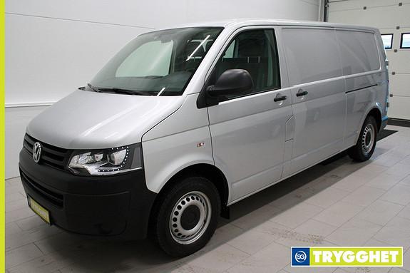 Volkswagen Transporter 2,0 TDI 140hk 4M u/vindu lang ,Webasto,xenon,DAB+,krok