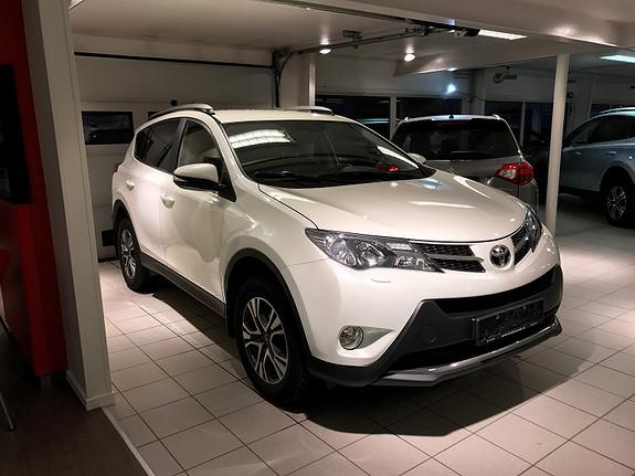 Toyota RAV4 2,0 Bensin Automat (CVT)  2013, 90240 km, kr 345000,-