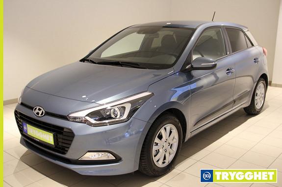 Hyundai i20 1,0 T-GDI GO! / Helt ny bil!
