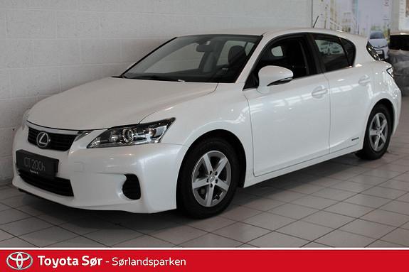 Lexus CT200h 200h Comfort INNBYTTEGARANTI KR. 20.000,-  2012, 78500 km, kr 199000,-