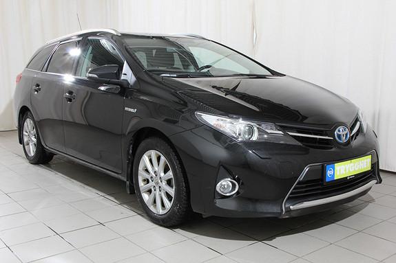 Toyota Auris Touring Sports 1,8 Hybrid Active+ Navi,ryggekamera,dab+