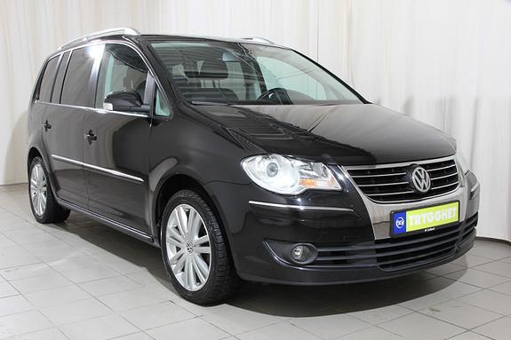 Volkswagen Touran 1,9 TDI Highline Klima, cruice