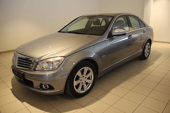 Mercedes-Benz C-Klasse C200 CDI Elegance