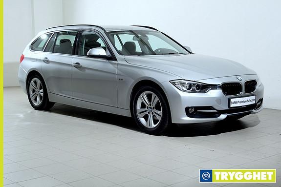 BMW 3-serie 316i Touring aut -SportLine-DAB+-Hengerfeste-Bluetooth-