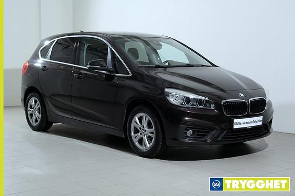 BMW 2-serie 218i Active Tourer -Bensin-Bluetooth-Navigasjon-Driving