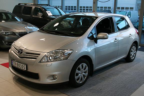 Toyota Auris Advance 1.6 VVT-i  2010, 112400 km, kr 125000,-