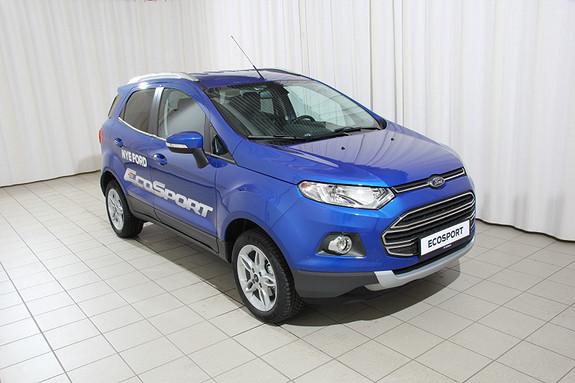 Ford Ecosport 1,0 125hk Titanium DEMOBIL
