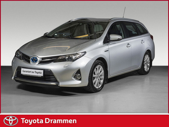Toyota Auris Touring Sports 1,8 Hybrid Active  2014, 35 100 km, kr 239 000,-