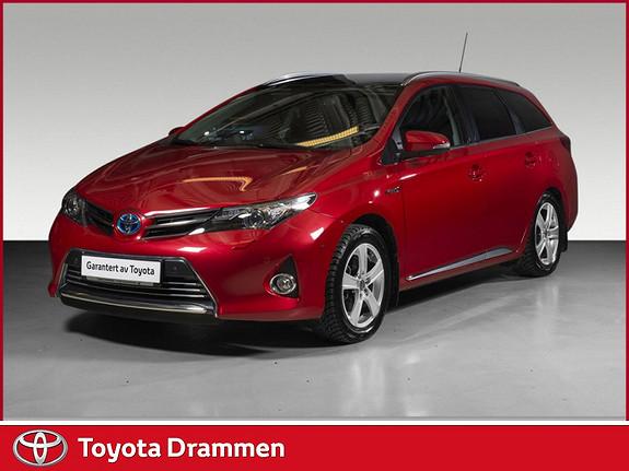 Toyota Auris Touring Sports 1,8 Hybrid Executive  2014, 55600 km, kr 249000,-