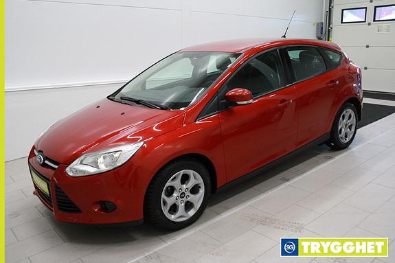 Ford Focus 1,6 TDCi 95hk Trend ,Aircondition,park.varmer,tlf,krok,