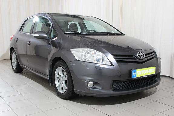 Toyota Auris 1,4 D-4D (DPF) Advance 1 eiers bil med komplett service