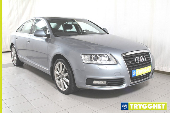 Audi A6 2,7 TDI 163 hk quattro tiptronic lav km/1 eier