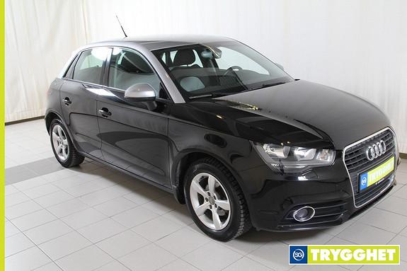 Audi A1 Sportback 1,2 TFSI Ambition Dab+,AUX-inngang,ryggesenso