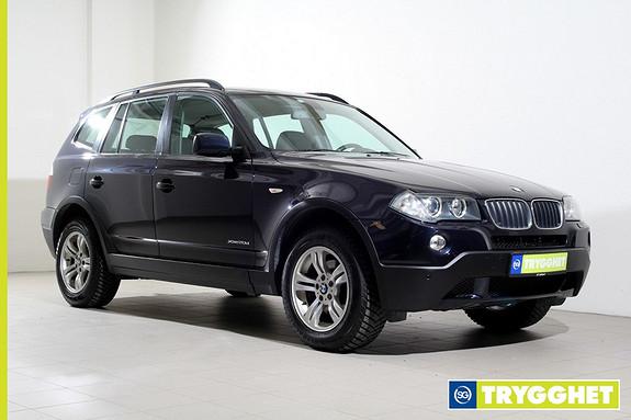 BMW X3 xDrive20d Automat -Hengerfeste-Sportsseter-Xenon-Adapti