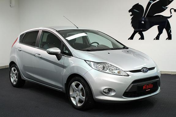 Ford Fiesta Titanium Tonet glass Klima Alu Bluetooth