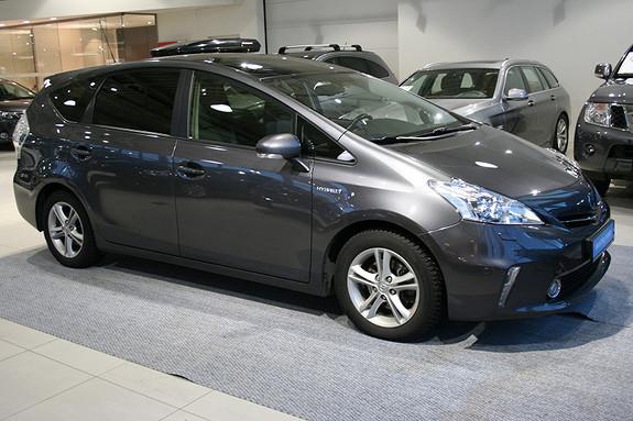 Toyota Prius+ Seven 1.8 Hybrid Premium  2012, 93067 km, kr 238000,-