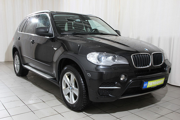 BMW X5 xDrive30d (245hk) Sjekk utstyr!