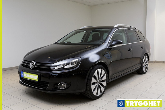 Volkswagen Golf 1,6 TDI 105hk Highline 4MOTION