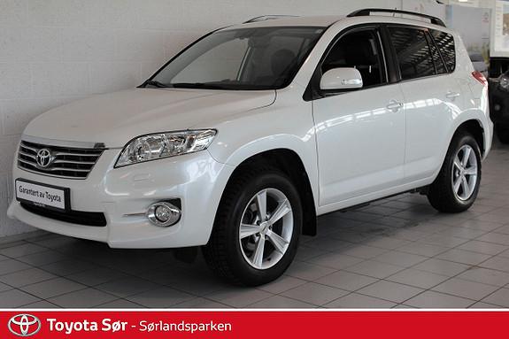 Toyota RAV4 2,2 D-4D Vanguard Executive INNBYTTEGARANTI KR. 20.000  2011, 57000 km, kr 249000,-