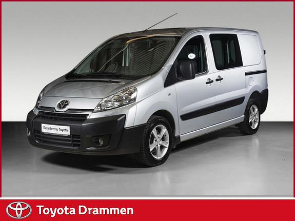 Toyota Proace 2,0 163hk L1H1 aut.  2013, 59969 km, kr 195000,-
