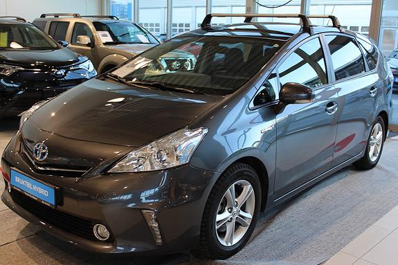 Toyota Prius+ Seven Executive  2014, 35513 km, kr 299000,-