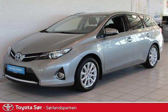 Toyota Auris Touring Sports 1,8 Hybrid Active  2014, 24500 km, kr 245000,-