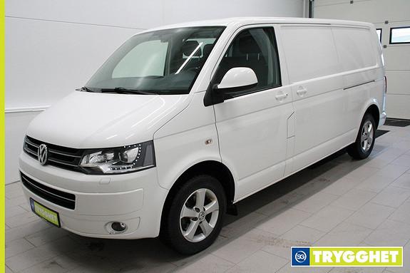 Volkswagen Transporter 2,0 TDI 140hk 4M u/vindu L Exclusive Xenon,DAB+,webasto