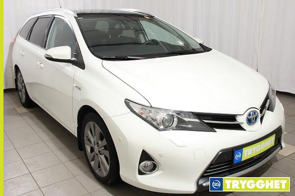 Toyota Auris Touring Sports 1,8 Hybrid Executive Pamorama, delskinn